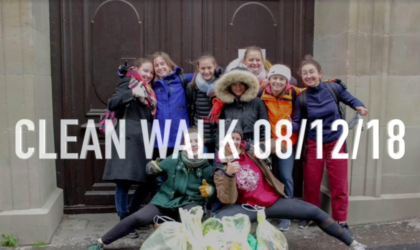 Clean Walk