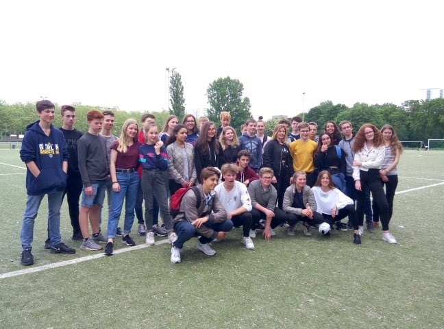30 ans d'échange scolaire avec l'Evangelische Schule de Berlin – Frohnau