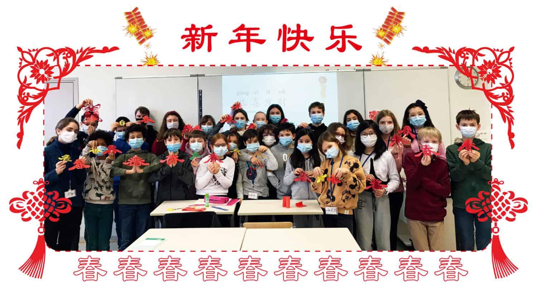 Nouvel An Chinois 2021 : l'année du Buffle de Métal.